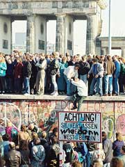 Berlin Wall Brandenburg Gate