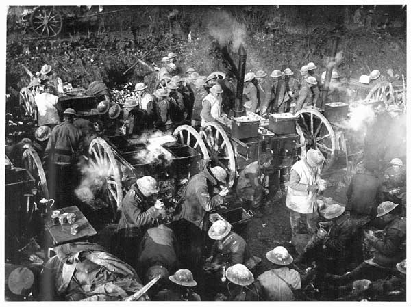 a study on trench war Questions and answers:  and once the war got into the trench warfare stage it was nearly impossible for either side to wintrench warfare started in 1914, and .