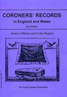Coroners' Records in England & Wales