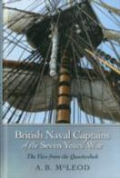 British Naval Captains of the Seven Years War