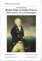 An Introduction to British Ships in Indian Waters
