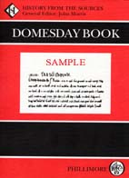 Domesday Book: DEVON 2 vols