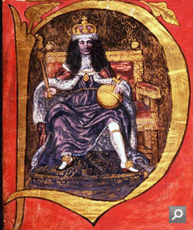 Charles II, Court of the King's Bench, 1673 (KB 27/1950/2)