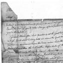Letter describing the progress of the American War of Independence, 29 December 1777. Catalogue reference: HCA 32/475
