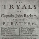 The trials of John Rackam, Mary Read and Anne Bonny (and others) for piracy, November 1720. Catalogue reference: CO 137/14 folio 9
