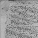 Captain William Kidd (and others): indictment for piracy and murder, May 1701. Catalogue reference: HCA 1/15 folio 69