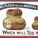 Free Trade poster, 1905. Catalogue reference: COPY 1/227(ii) folio 209