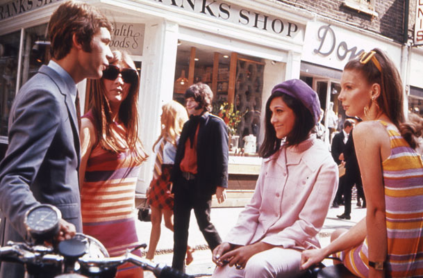 Carnaby Street, London 1969. Catalogue reference: INF14/147