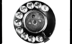 BT image of dial
