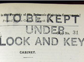 Cabinet papers go online