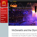McDonalds - archived website, British Library