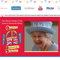 Queen's Diamond Jubilee official website