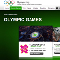 International Olympic Committee Olympic Games website