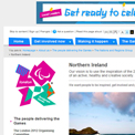 Northern Ireland 2012 website