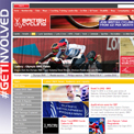 British Cycling BMX website