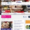 British Handball website