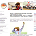 Disability Target Shooting Great Britain website