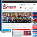 Great Britain Hockey website