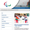 International Paralympic Committee website