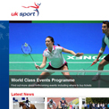 UK Sport website