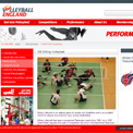 Volleyball England GB Sitting Volleyball website