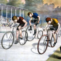 Cycle race Iliffe & Son Coventry, 1893. COPY 1/108 (220)