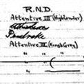 Royal Naval Volunteer Reserve service records 1903-1922