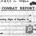 Bader's report, 15 September 1940 (catalogue reference AIR 50/92)