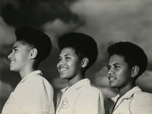 Fijian pupils of Adi Cakobau Girls' School Catalogue reference: CO 1069/652
